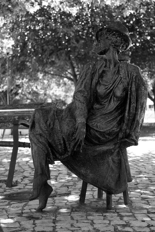 Sculpture de Mélicio