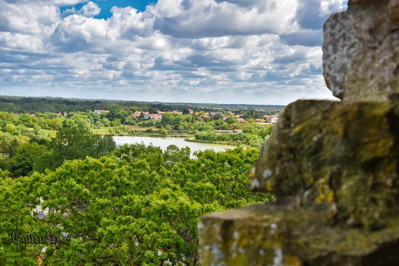 fin moyen age de l'océan au château de Talmont (2)
