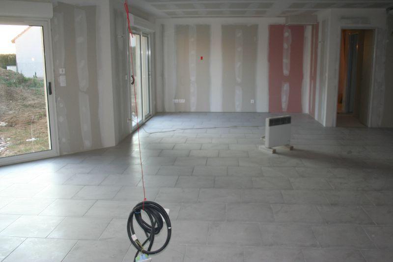 fin carrelage pi ce principale notre future maison beire le fort. Black Bedroom Furniture Sets. Home Design Ideas
