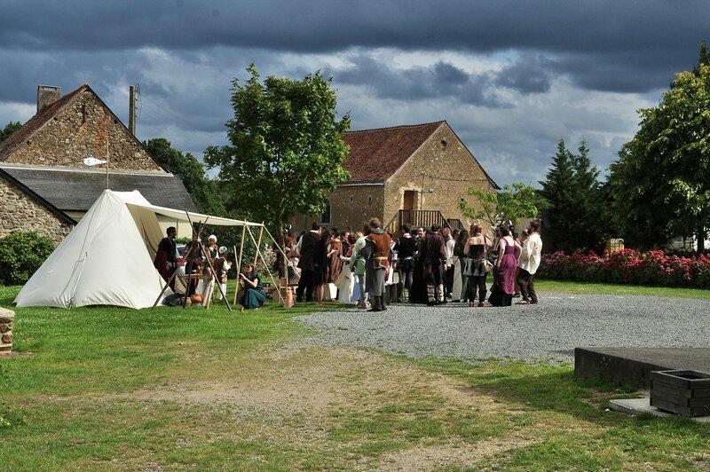 Mariage à théme - Vikings