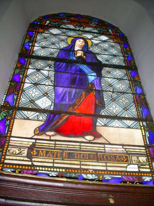 Archettes Eglise Vitrail 19