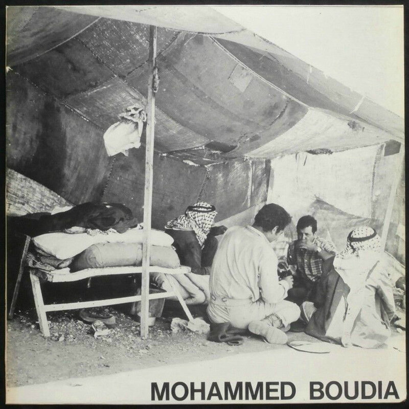Mohammed Boudia orient