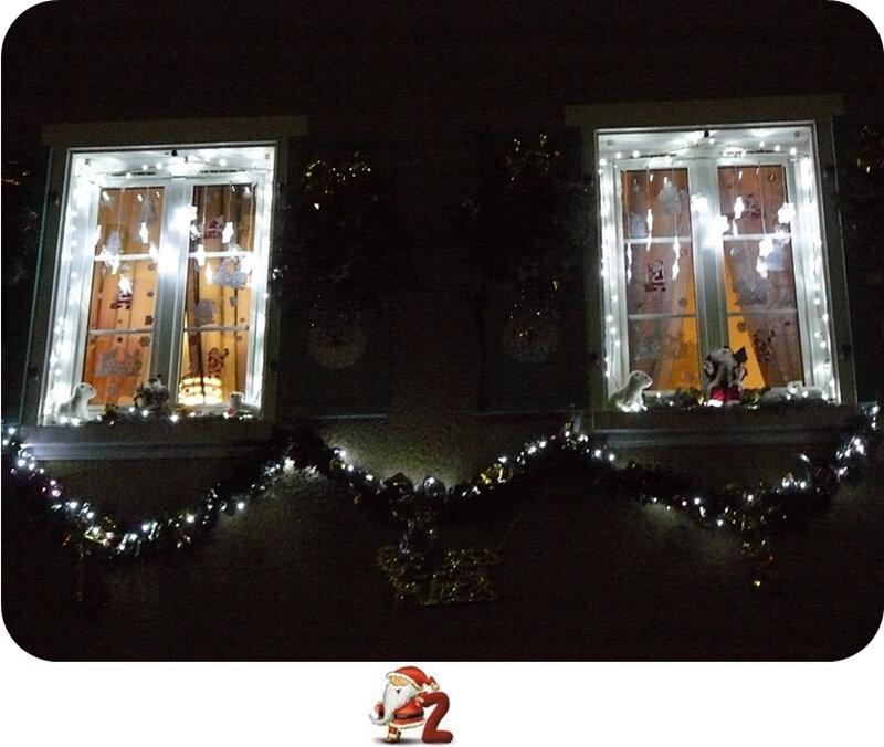 Quartier Drouot - Calendrier des lumières (2)