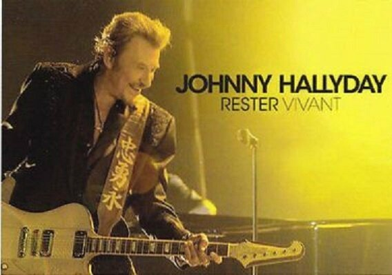 50 nuances de Johnny Hallyday !