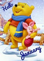 winnie hello January
