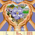 Festival du lin et de l'aiguille en normandie