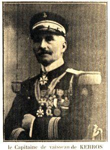 Le Capitaine de Vaisseau Léon de Kerros (1867-1930)