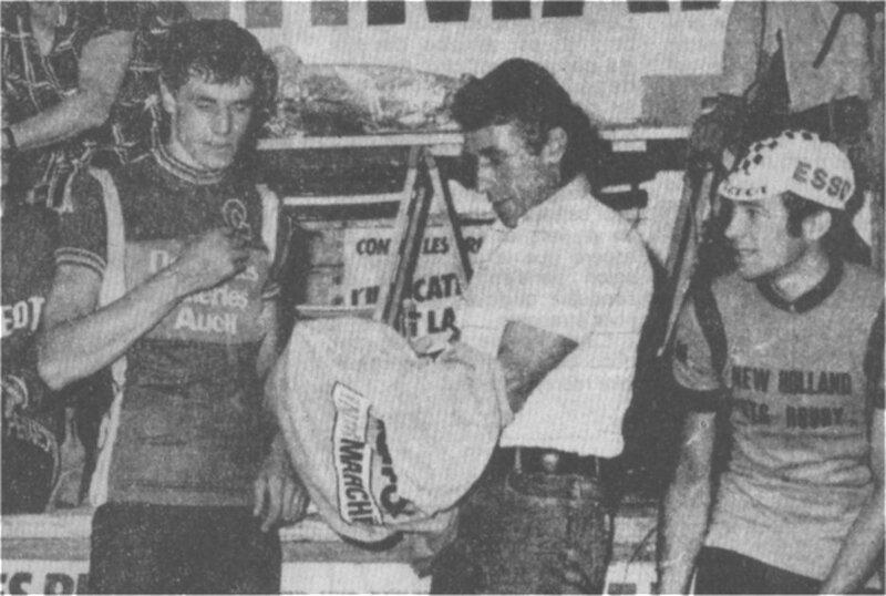 1983 Lalinde Andorra, Anquetil, Fiefvez