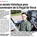 Commémorations d'aviation à bron