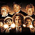 Calendrier de l'avent jour 10 - un épisode pour chaque docteur classique de la série doctor who