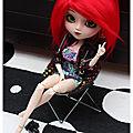 [pullip blanche] pepsy girl !