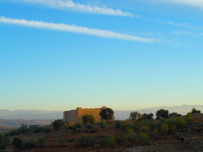 Route d'Ouzoud