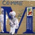 Lettre pour Mouette - 07 2007