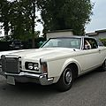 Lincoln continental mark iii 1970