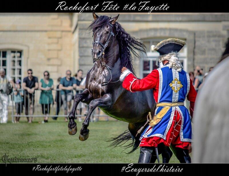 Rochefort mousquetaire ecuyer histoire cheval