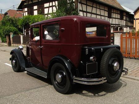 RENAULT Primaquatre 1930 Lipsheim Retro 2010 2