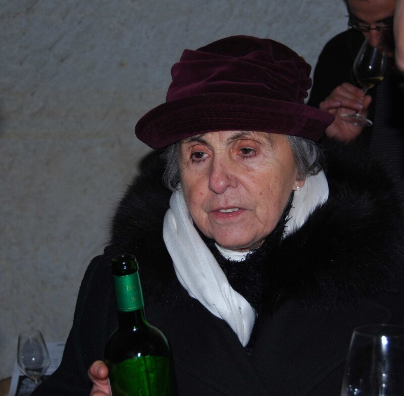 Yvonne Hegoburu (Jurançon, domaine de Souch)