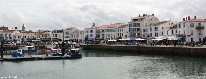 001488 Noirmoutier Juin 2020 - L'Ile d'Yeu - Port Joinville