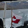 Le groenland - retour vers l'islande puis vers paris