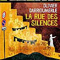 la rue des silences amazon 51VvUXa5AXL