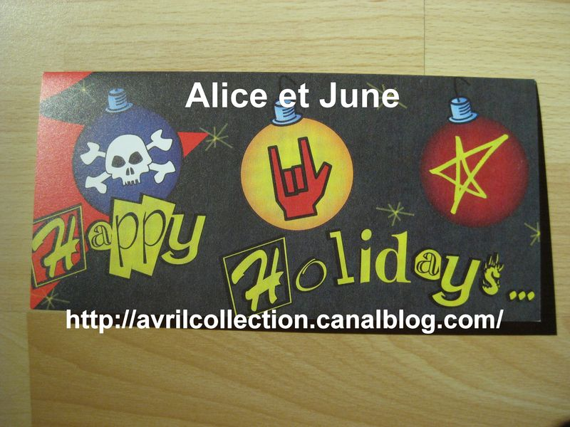 Carte War Child-Happy Holidays... (2003)