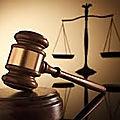 Comment gerer un probleme de justice