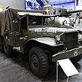 DODGE WC 62 Weapons Carrier 6x6 Madine (1)