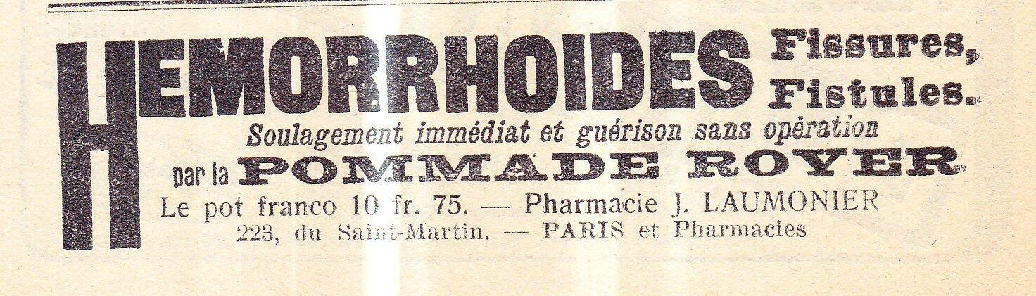 Lou Garounés 1931 Publicités (24)