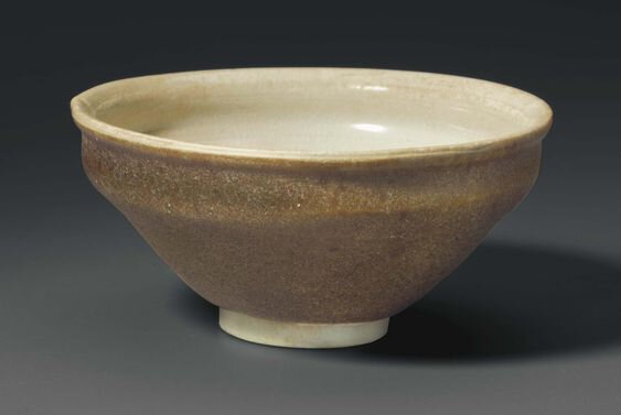 A small russet-glazed bowl, Song dynasty, 11th-12th century