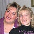 ma meilleure amie stéphanie et moi