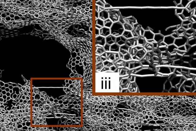 Le graphène 3D du MIT