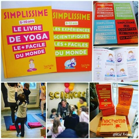 Lancement de la collection Simplissime enfants ©Kid Friendly
