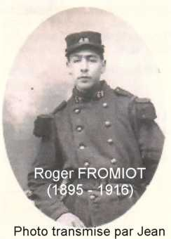FROMIOT Roger