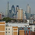 Londres vu de Limehouse