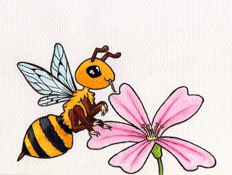 dessin_abeille