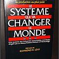 Le système qui va changer le monde : une analyse des industries automobiles mondiales dirigée par le massachusetts institute of