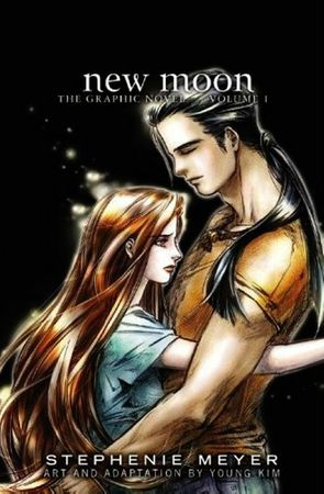 NEW MOON Graphic Novel