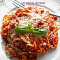 Spaghetti all'amatriciana