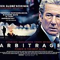 [critique dvd] arbitrage