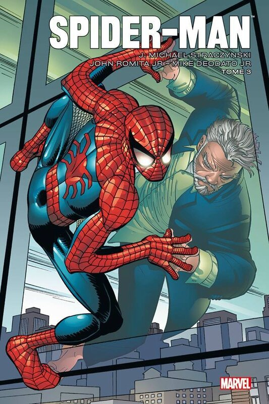 marvel icons spiderman par jms et romita 03