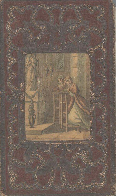 1859, chez Mégard à Rouen, imprimeur catholique : Eugénie ou la mémoire du coeur, par Mme Célinne Fallet.