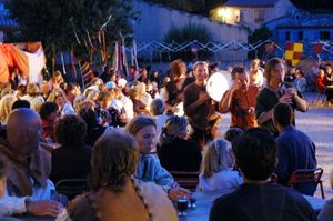 SIKINIS Festival de Peyrepertuse - Banquet