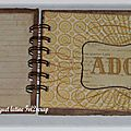 Paquet lutine 2013 fol2scrap mini ouvert
