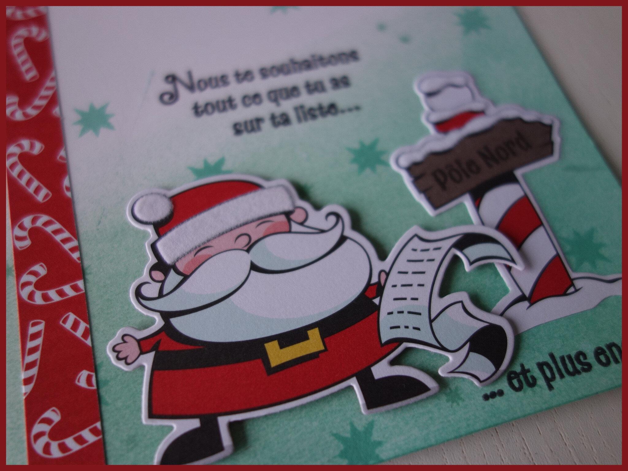 Cartes Noël 2018 - 2