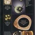 Gallery Section of Jewelry Artist Magazine Oct. 2007 - top right