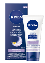 Nivea Visage Sensitive Night Cream