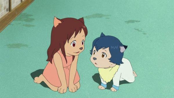 enfants loups