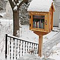 Une maison à livres?