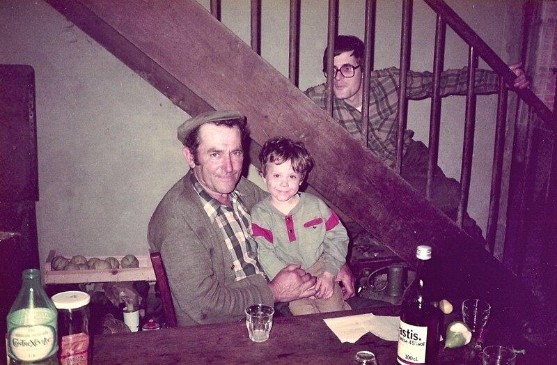 avec Maurice Creuse 1983