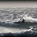 Windsurf sauvage ...